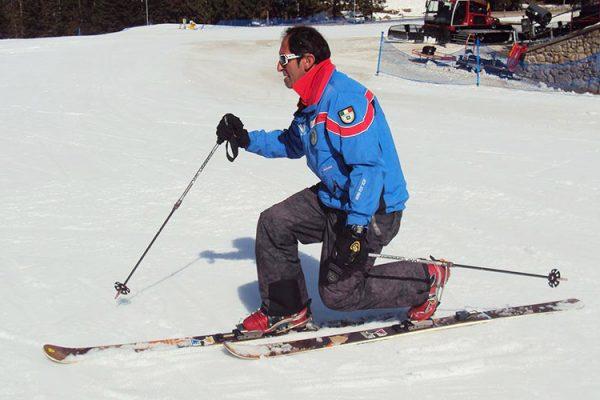 Scuola sci spiazzi Telemark