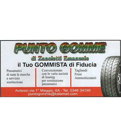 Sponsor19 Punto Gomme