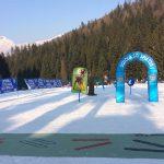 Campo scuola sci